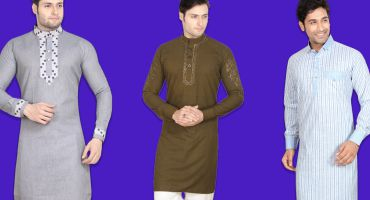 Styles in pathani suits